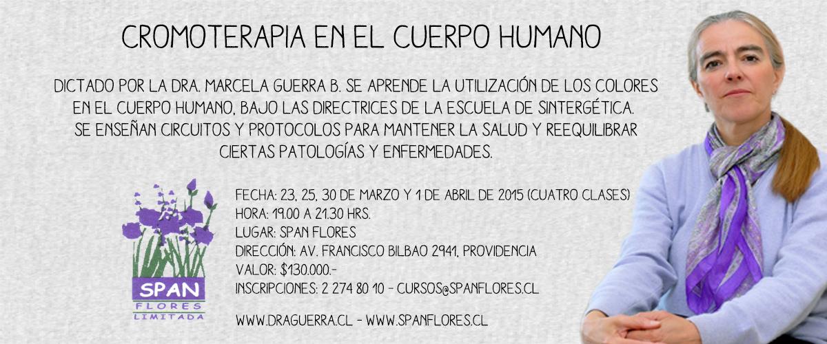Curso Cromoterapia Medicina Natural Chile