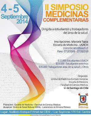 simposio medicinas complementarias usach